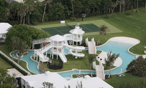 5 Celebrity Homes in Central Florida