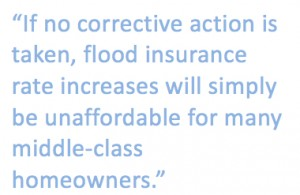 The House Passes the Homeowner Flood Insurance Affordability Act