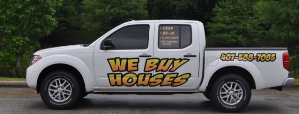 We Buy Houses!