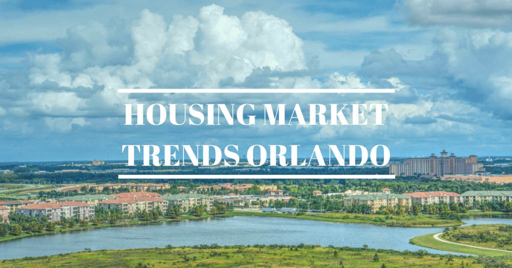 Housing market trends in Orlando are positive this Fall