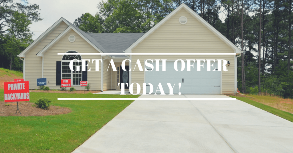Home gets an offer from a cash home buyer in Orlando