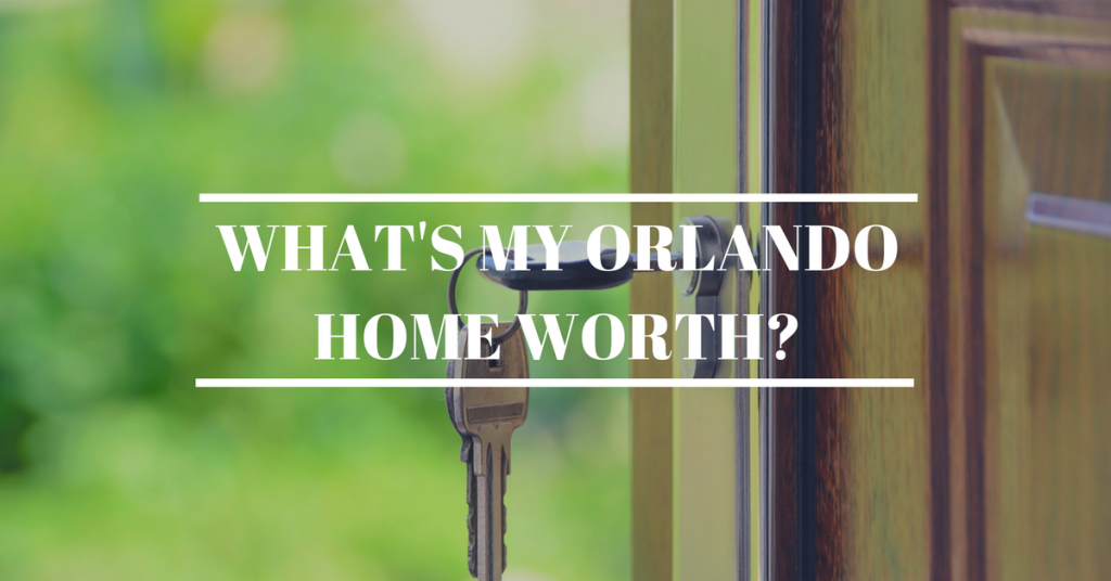 Family learns what their Orlando home is worth on home appraisal website